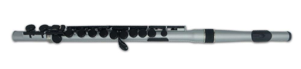 NUVO Querflöte NU-SF300FSV, Student-Flute 2.0 , 50% Gewichtsreduktion