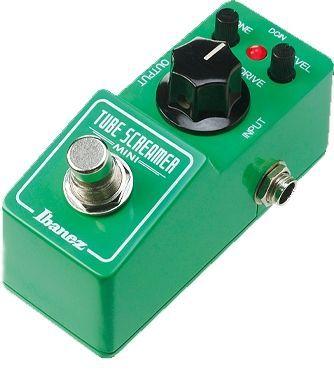 Ibanez TS MINI Tube Screamer, Effektgerät für E-Gitarre