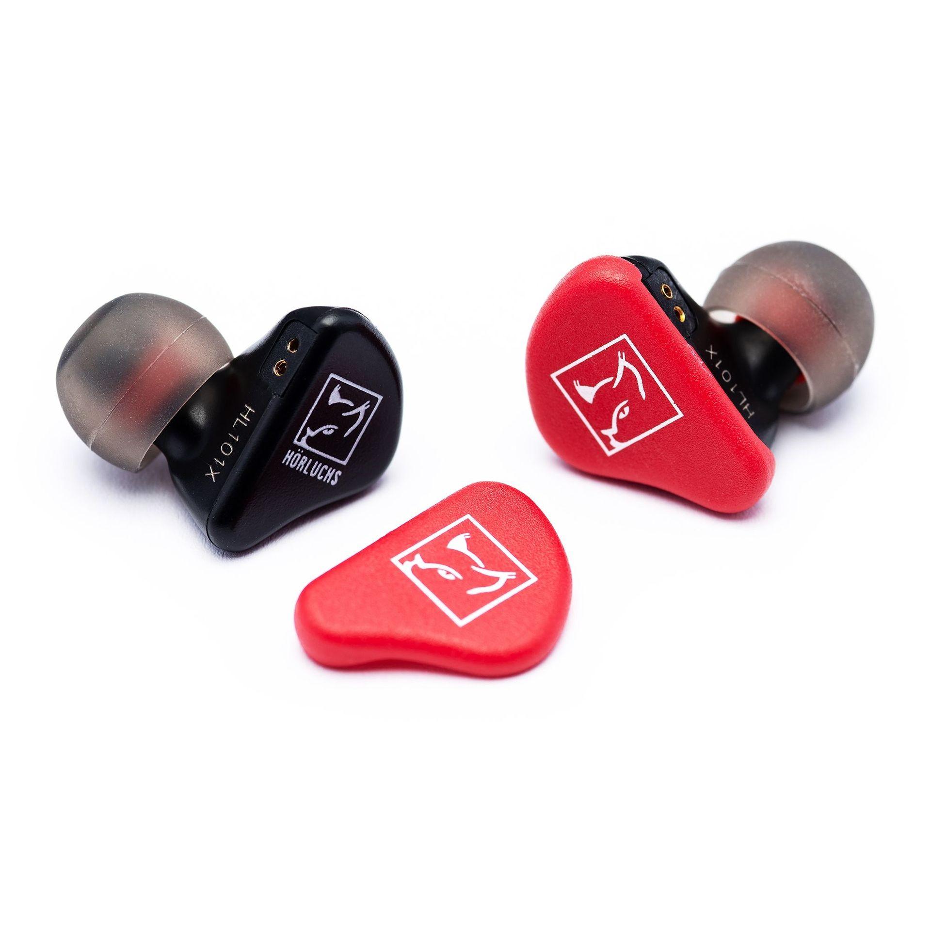 Hörluchs HL 1100 In-Ear Kopfhörer 1 Wege Treiber ausgewogen