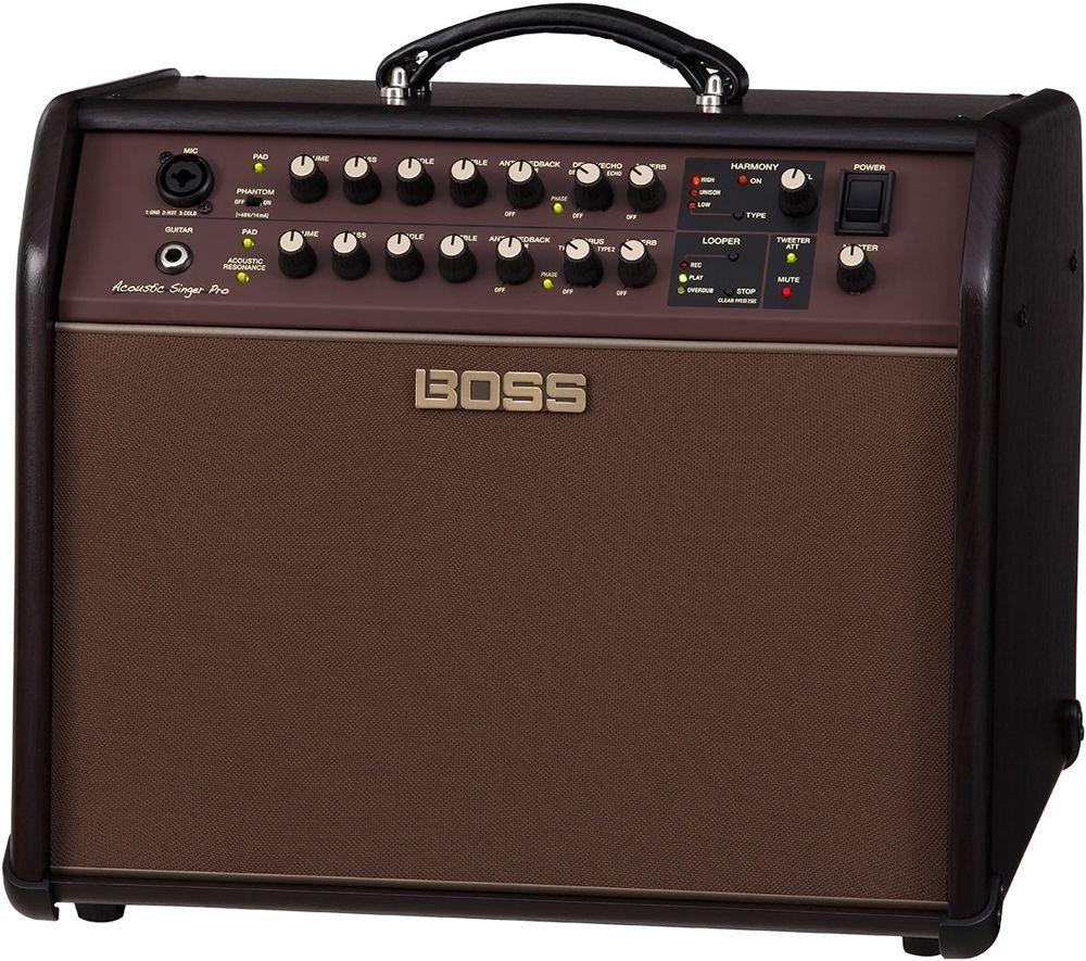 Boss ACS Acoustic Singer Pro 120 Watt Akustikamp
