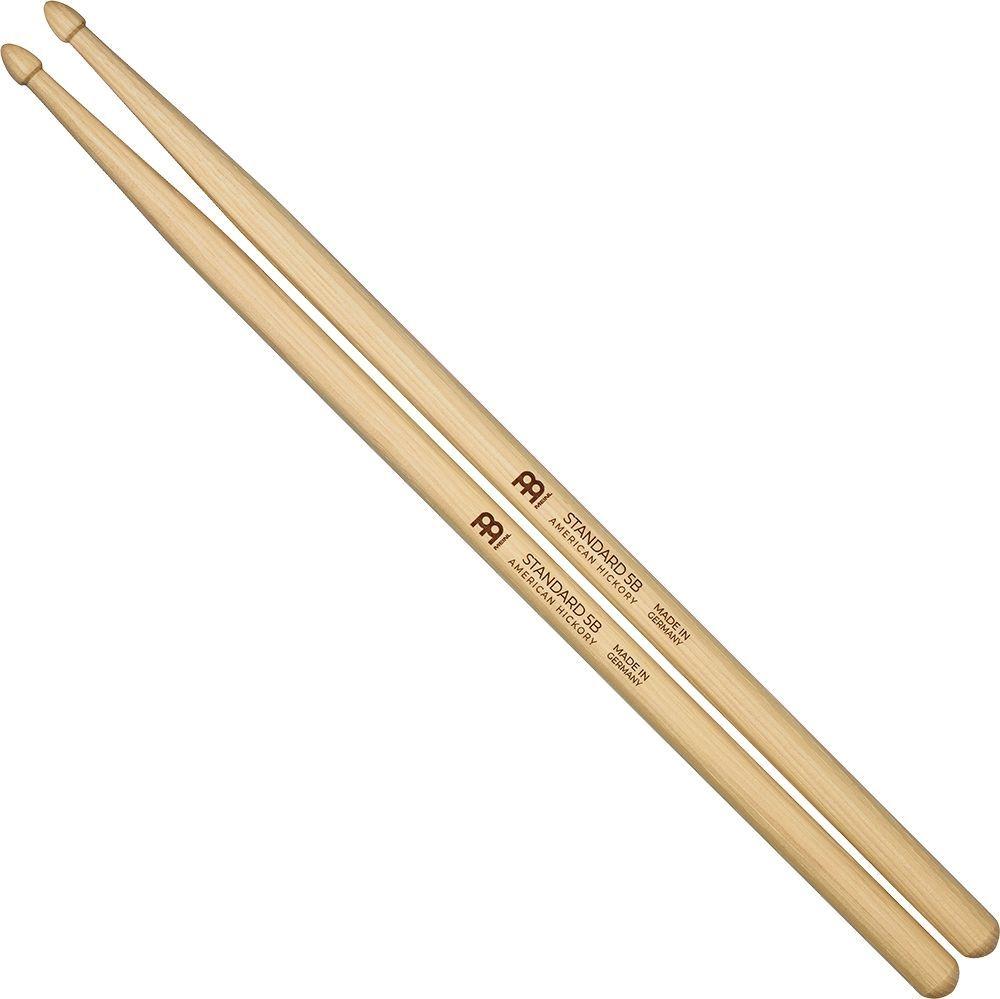 Meinl 5B Standard Drumsticks Hickory