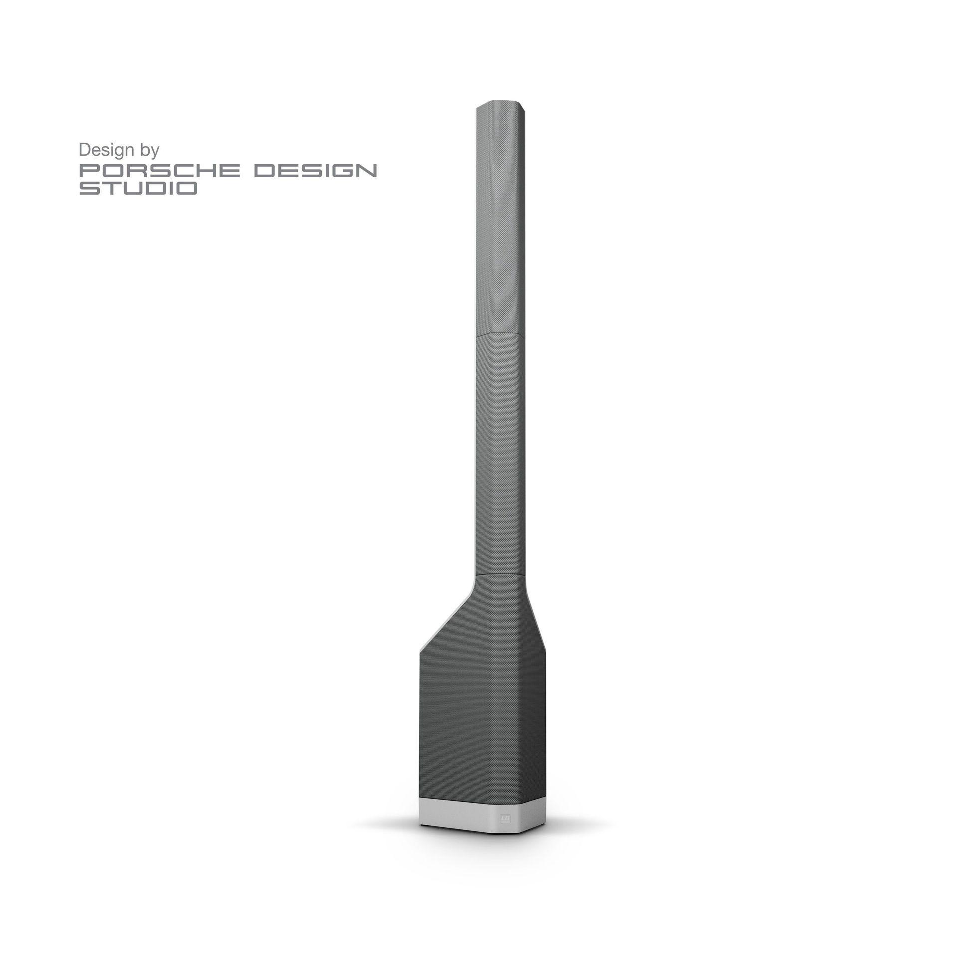 LD Systems Maui P900 G Aktives PA-Säulensystem, Farbe: Platinum Grey