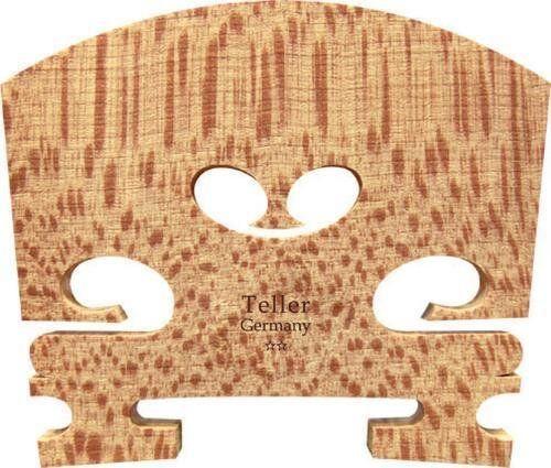 Gewa Violinsteg Original Teller 3/4 zugeschnitten