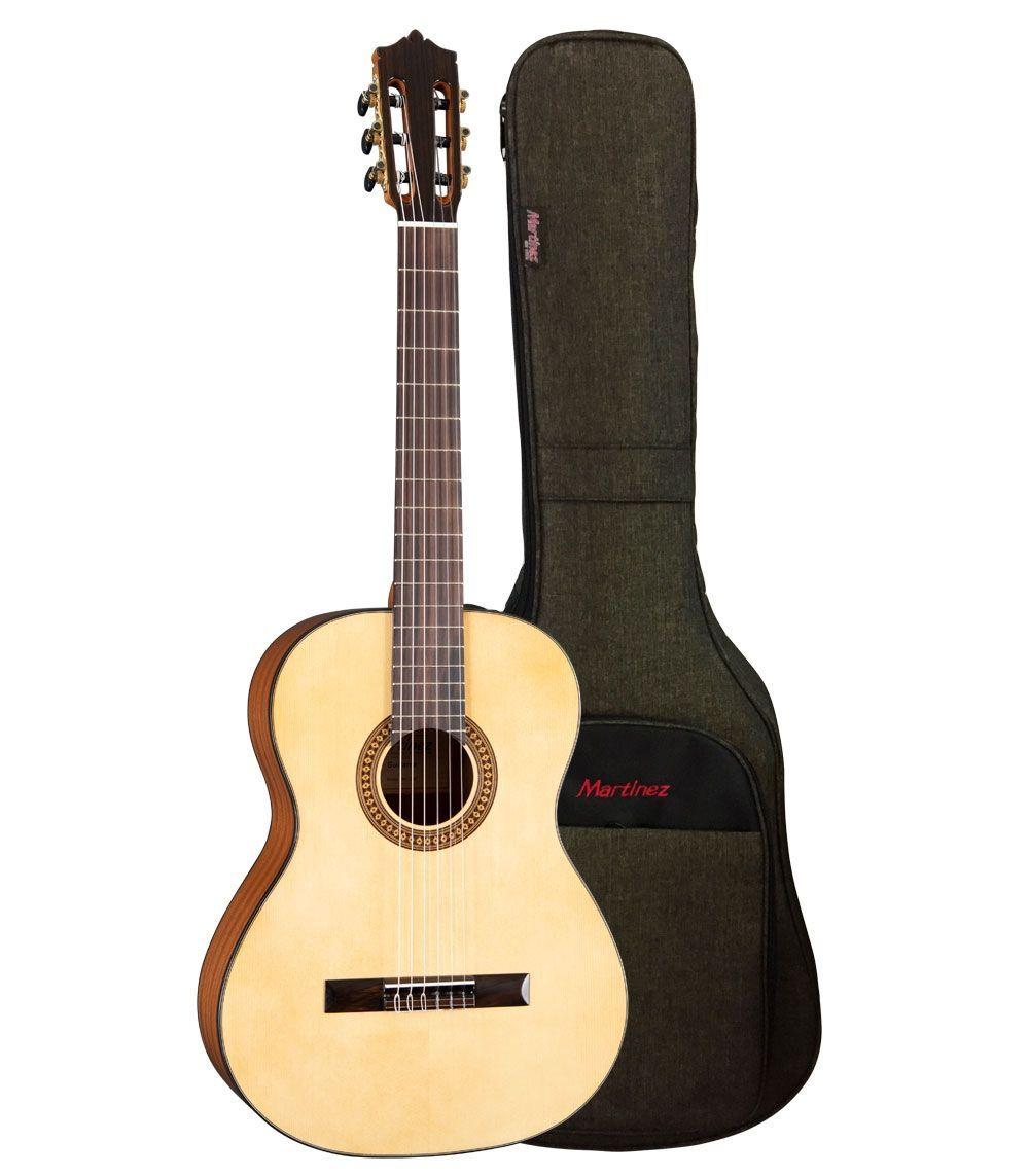 Martinez MC-20S  4/4 Konzertgitarre incl. Tasche