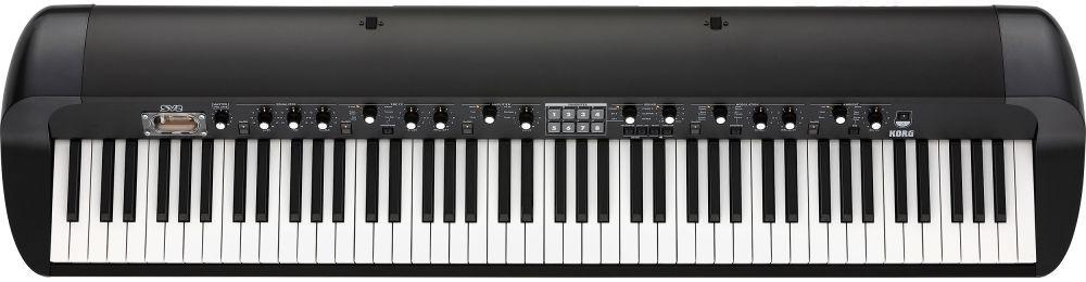 Korg SV-2-88 BK Stagepiano Digitalpiano mit 88 Tasten