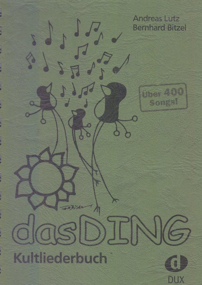 Noten Das DING 1 Kultlieder Songbuch an jedem  Lagerfeuer DUX 66