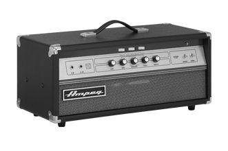 Ampeg V-4B Bass-Top 100 Watt Vollröhre 1 Kanal