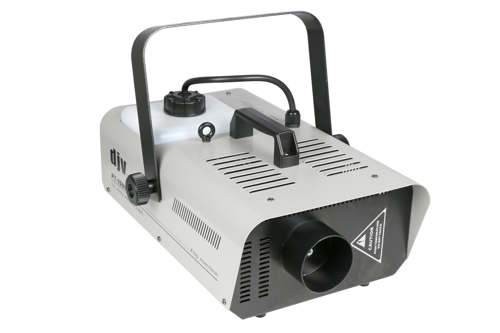 DJ Power PT-1500 Nebelmaschine inkl. Funk- und Kabelfernbedienung