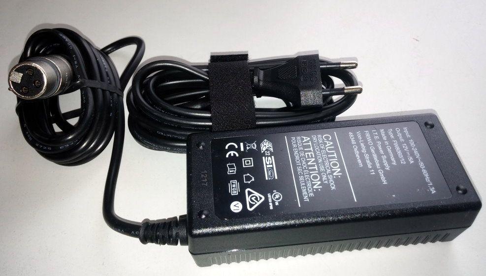 Schulnetzgerät D-60 für Yamaha  - D60 Schulnetzteil