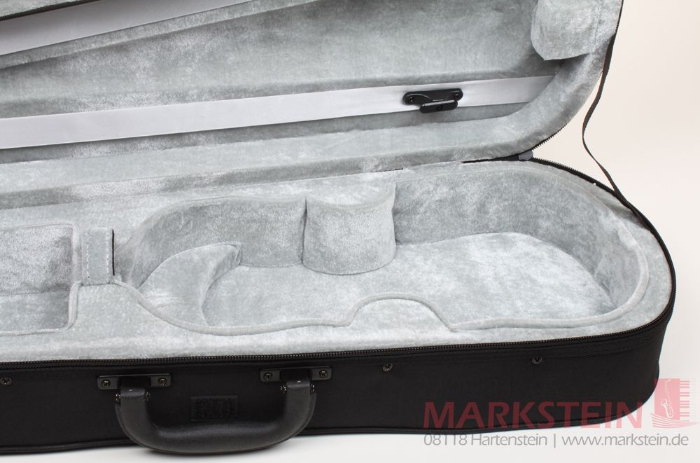 Etui für Violine 4/4 Größe CVF Form-Koffer mit Rucksackträgern