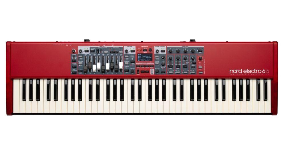Clavia Nord Electro 6D 73 Synthesizer mit 73 anschlagdynamischen Tasten