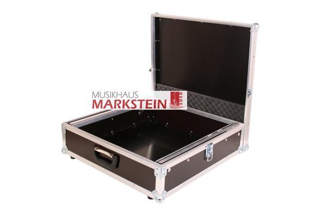 """MHM 19"""" Rack Mixer Koffer mit 12 HE Einbautiefe 12cm ab Rackschiene"""