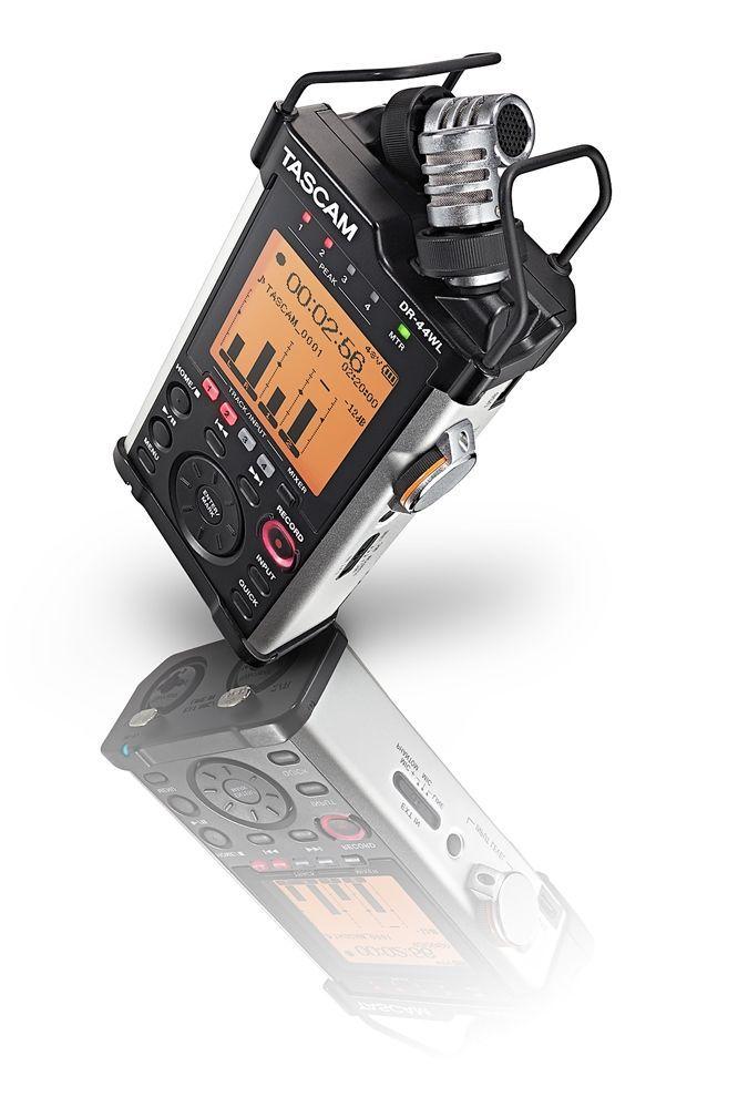 Tascam DR-44WL tragbarer Digitalrecorder mit WLAN Funktion  Restbestand!!