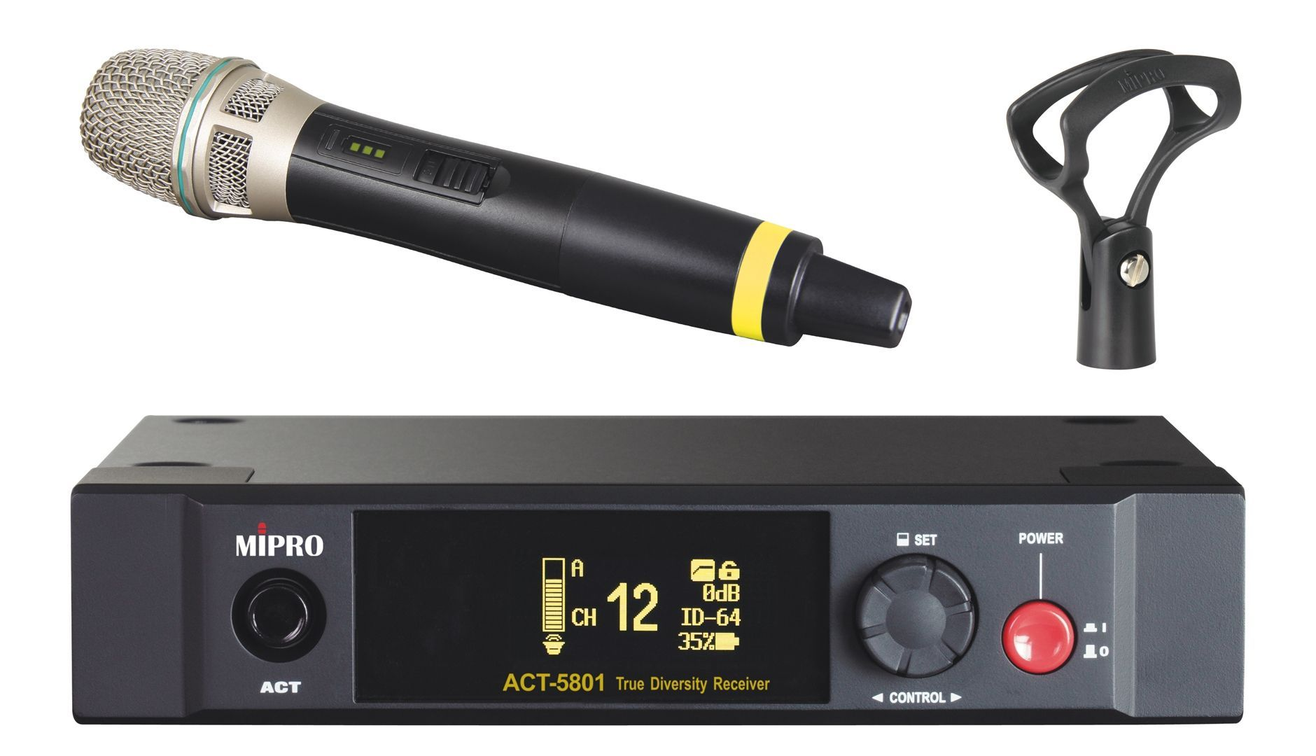 Mipro ACT-581-H59 5,8 GHz  Vocal Wireless System, Drahtlos System  NEU