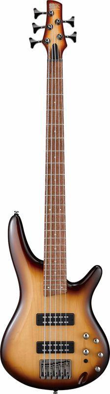 Ibanez SR375E-NNB 5-Saiter E-Bass