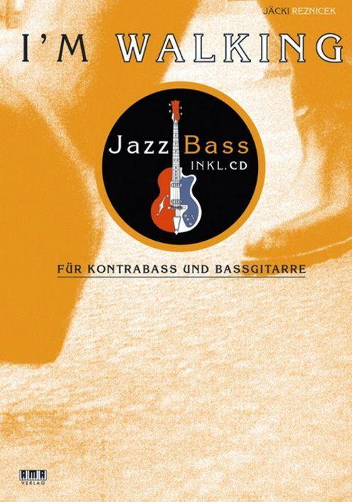 Noten Im Walking Jazz Bass incl.  CD AMA 610248  Markstein Notensuche