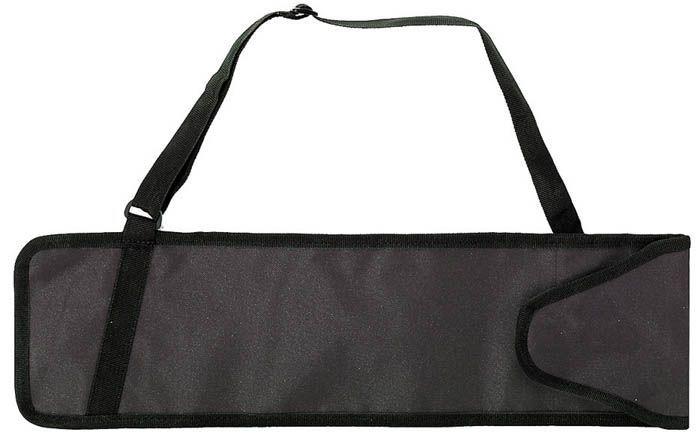 Markstein Notenpulttasche M-54, Länge 54cm, Bag mit Tragegurt, schwarz