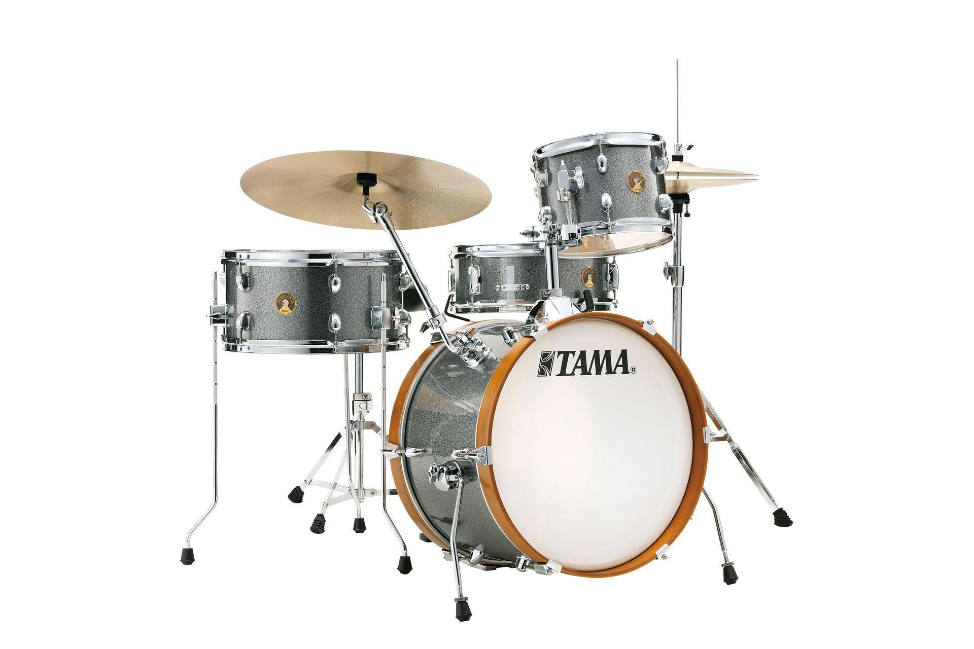 TAMA Club-Jam Kit Galaxy Silver LJK48S-GXS
