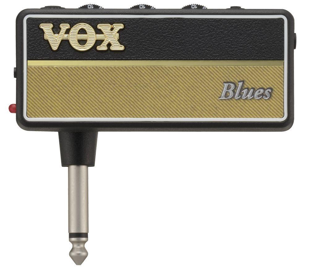 Vox Amplug 2 Blues Kopfhörer-Amp mit 6,3mm Klinke zum Anschluß an Gitarren