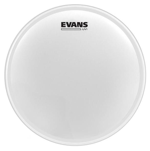 """Evans 10"""" UV1 coated Tomfell"""