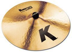 "Zildjian K Dark 18"" Thin Crash-Becken"