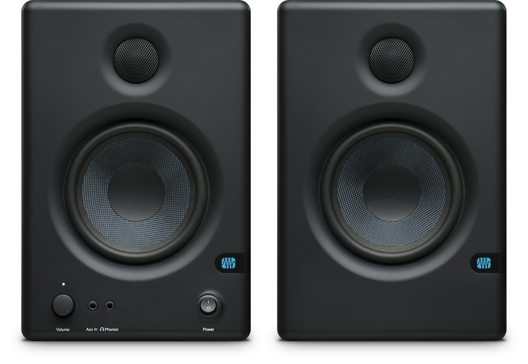 Presonus Eris E4.5 Aktive Studiomonitore für Recording und Multimedia, Paar