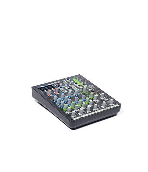 ANT ANTMIX6FX 6-Kanal Mixer mit integriertem Effektgerät