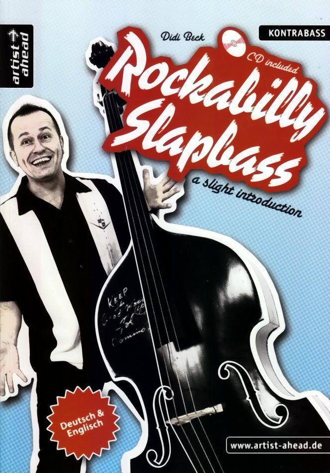 Noten Rockabilly slapbass mit CD artist 158   Markstein Notensuche