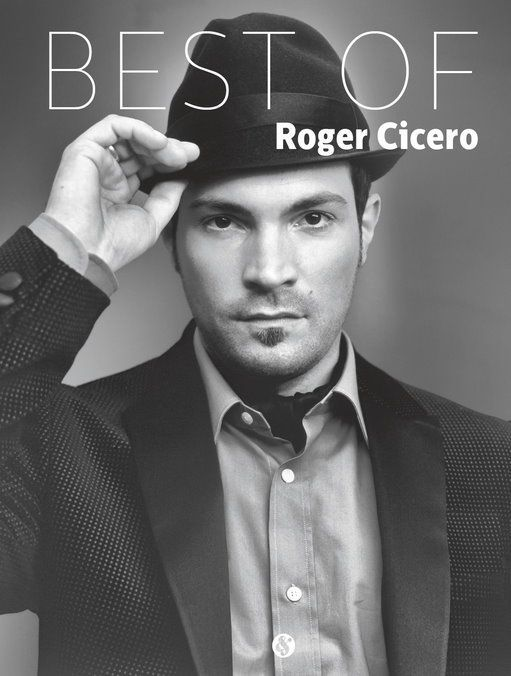 Noten Roger Cicero Best Of  leichte Arrangements Bosworth BoE 7856