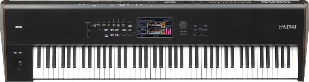Korg NAUTILUS 88 Music Workstation Synthesizer