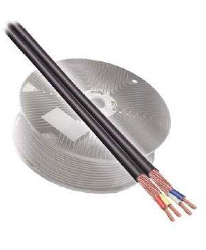 NF-Kabel Zwillingsleitung, symmetrisch, flach, Quad-Flachkabel