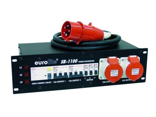 EUROLITE SB-1100 Unterverteilung 32A