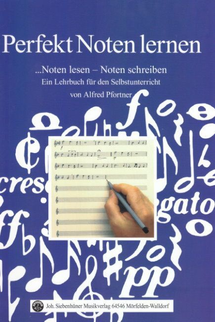 Buch PERFEKT NOTEN LERNEN PFORTNER ALFRED SIEB 21025