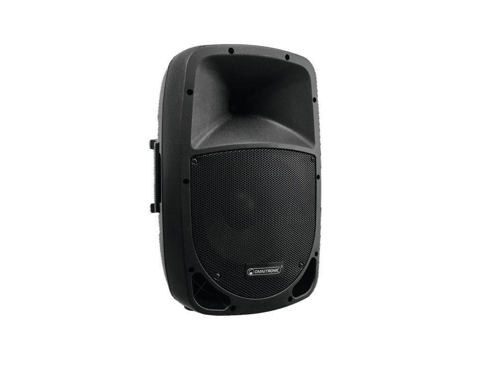 OMNITRONIC VFM-210AP Aktivbox 10/2 mit MP3 Audioplayer und Bluetooth