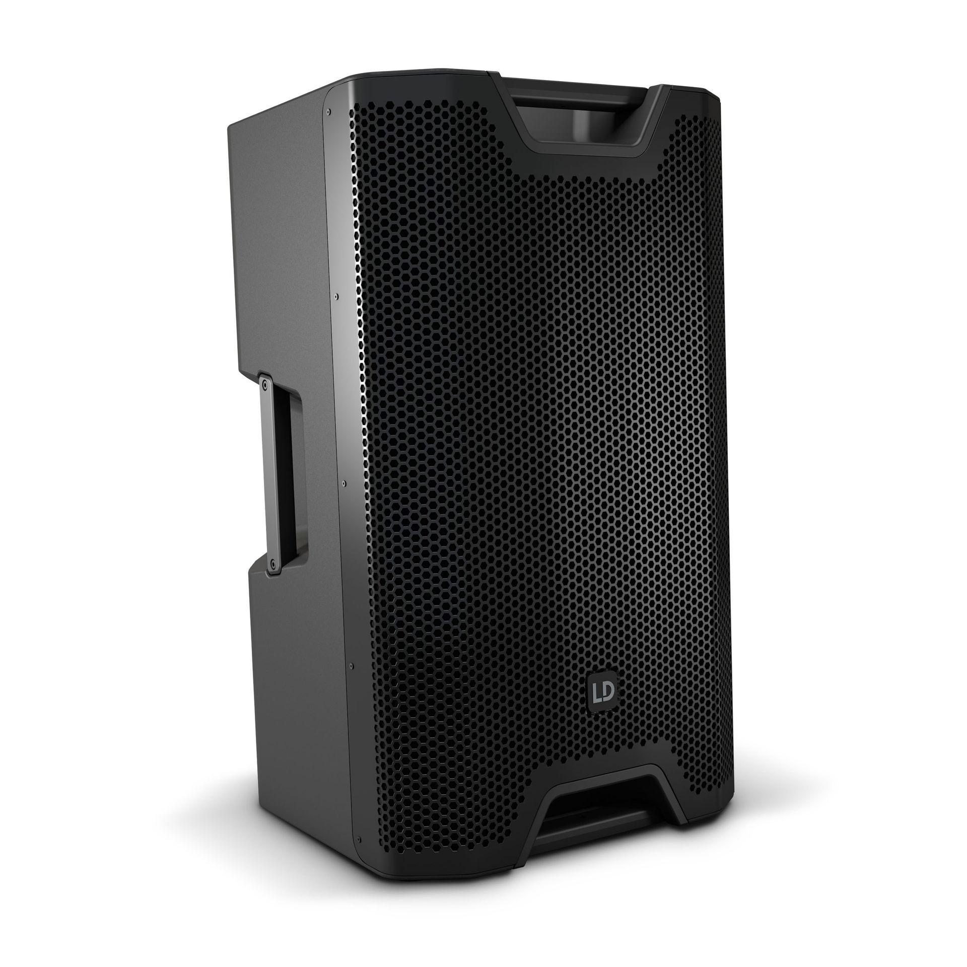"LD Systems ICOA 15 A 15"" Aktiver koaxialer PA-Lautsprecher,  Multifunktionsbox"