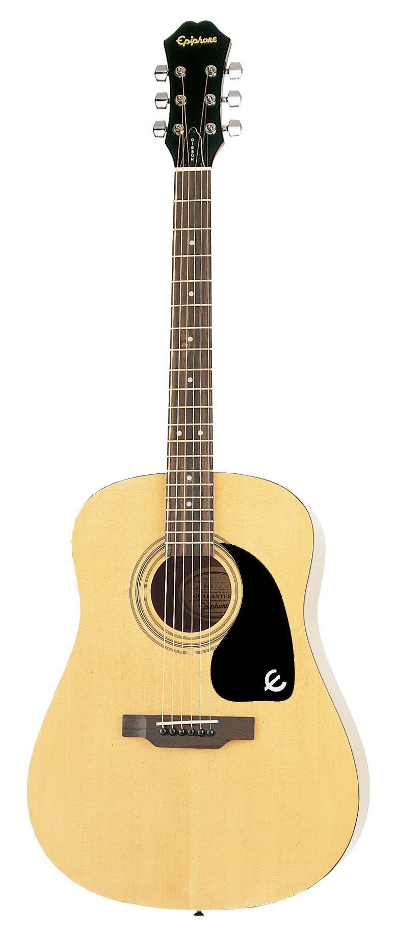 Epiphone Songmaker DR-100 Natural Akustikgitarre für Einsteiger