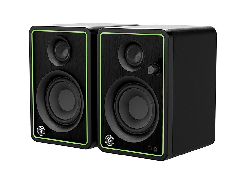 Mackie CR3-X Multimedia Monitore Aktiv- und Passiv Monitor Paarpreis