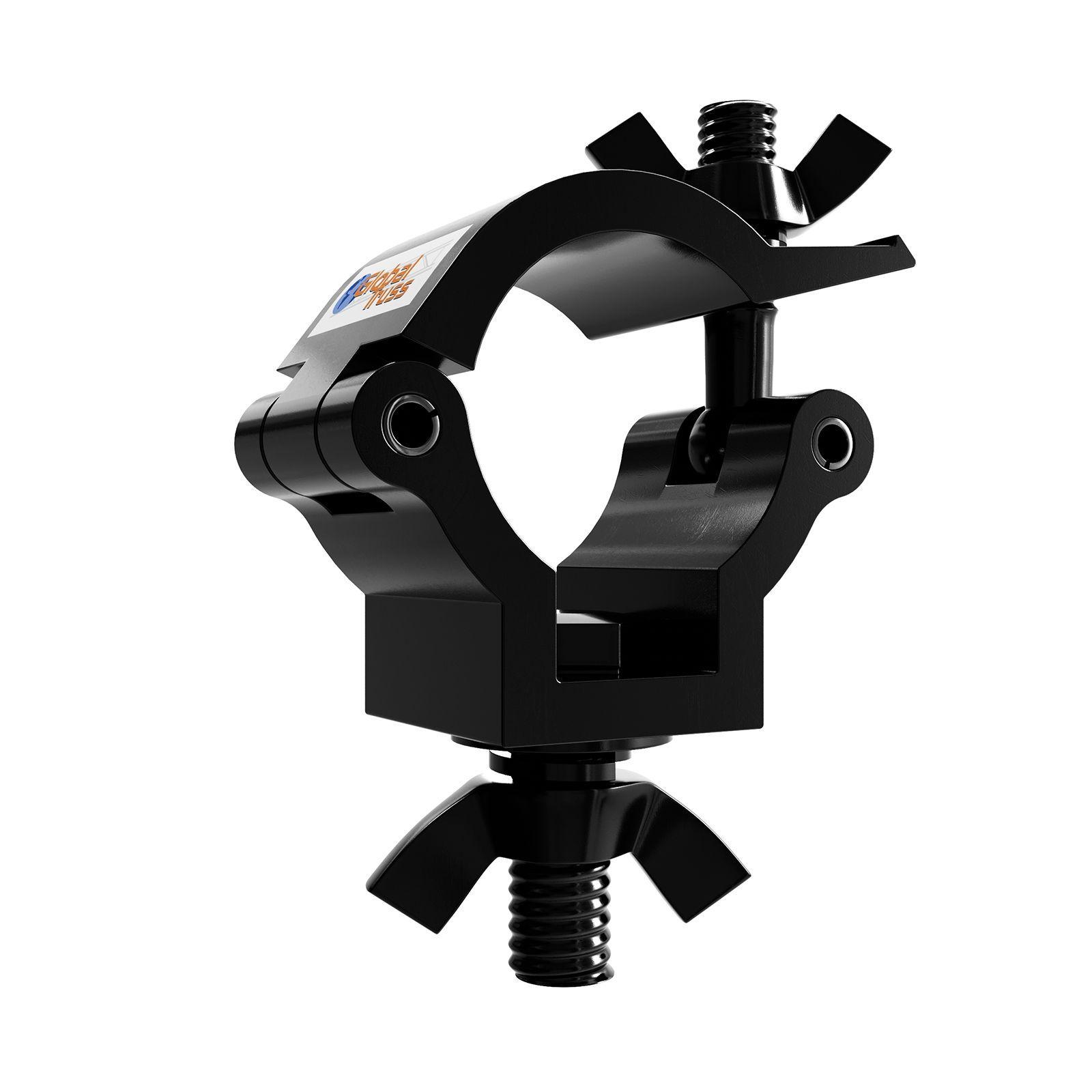 Global Truss 5036-B schwarz Half-Coupler Small 32 - 35mm /30/75kg