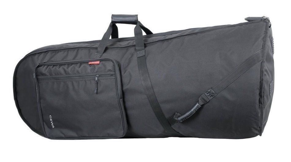 GEWA B-Tuba-Gigbag Tasche PREMIUM 50cm Schallst Kaisertuba, 3cm Polsterung