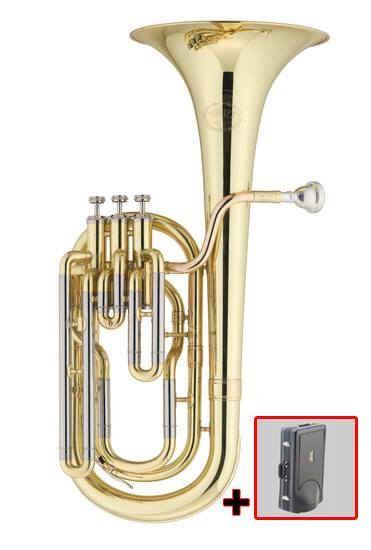 Jupiter JBR-730 B-Euphonium / Tenorhorn Bohrung 13,50mm, 3 Ventile,