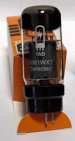 TAD Tubes 5881WXT-R Duett