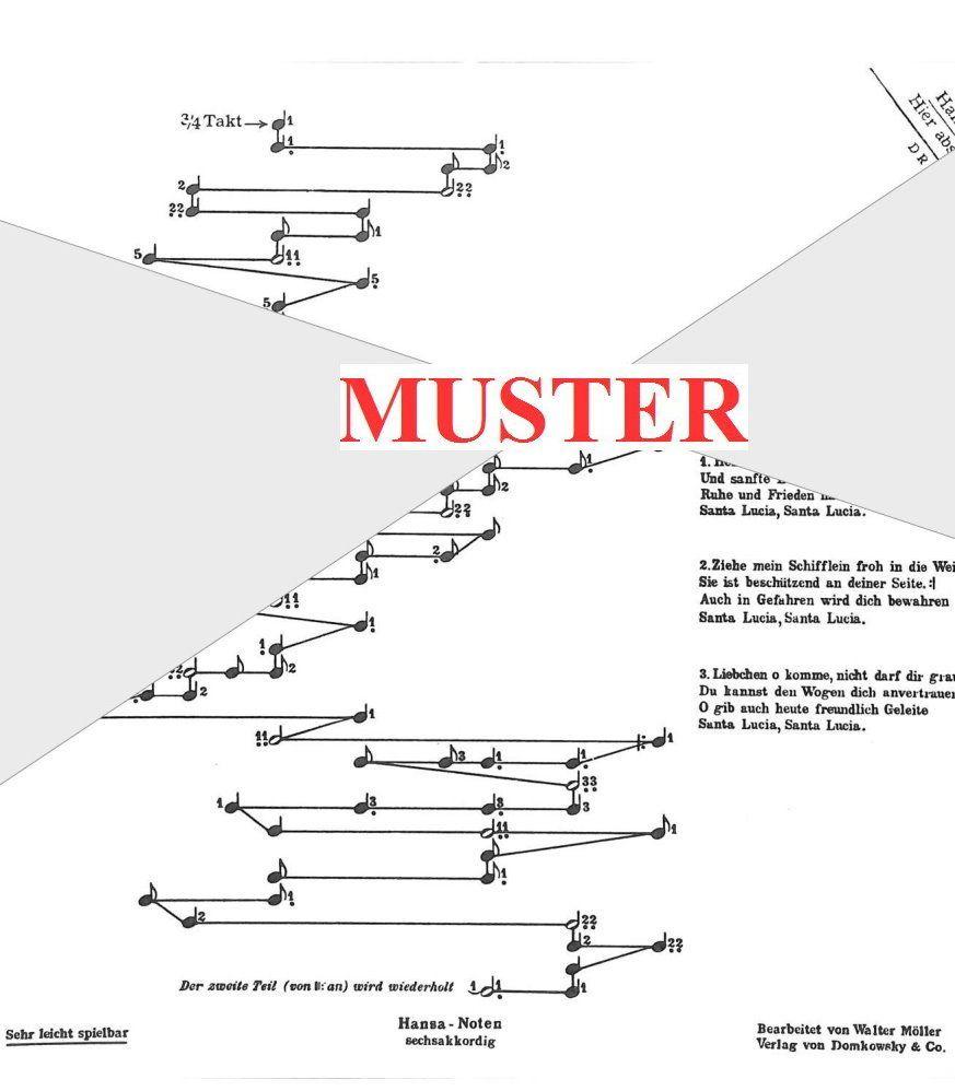 Noten Akkordzither KUFSTEINER LIED PERLE TIROLS 6 Akkorde Musikverlag HANSA 5001