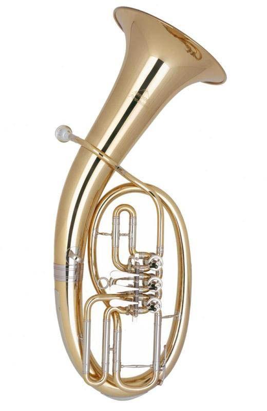 Miraphone 47-WL B-Tenorhorn Goldmessing 47 WL 1100