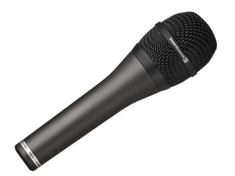 Beyerdynamic TG V70 s Gesangsmikrofon mit Schalter, dynamisch, Hyperniere