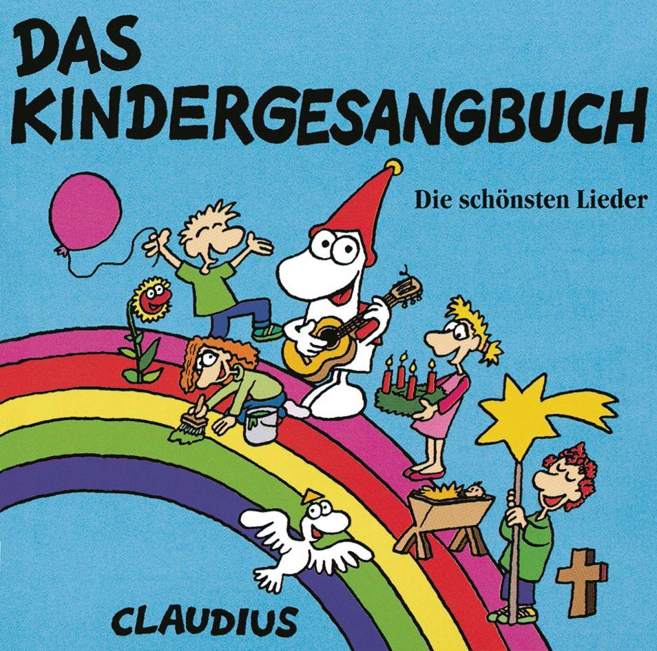 CD Das Kindergesangbuch DIE schönsten Lieder Claudius Verlag