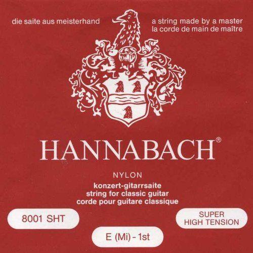 Hannabach 800 Nylonsaiten Satz Super High Tension