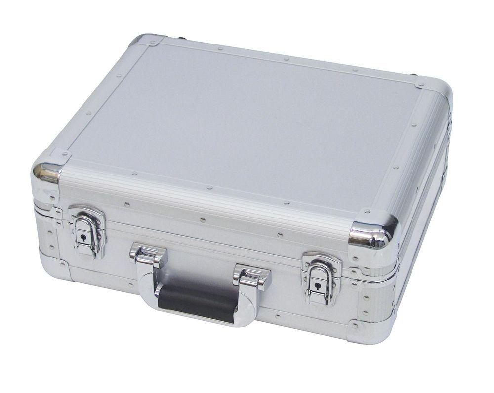 ROADINGER CD-Case ALU Digital-Booking abgerundet