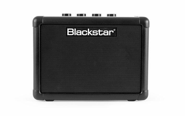 Blackstar Fly 3 Mini Amp  3 Watt 2-Kanal Übungsverstärker