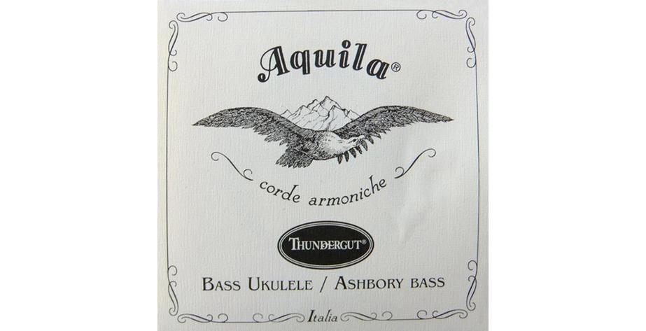 Aquila 68U - Thundergut Bass Ukulele String Set, 4-String