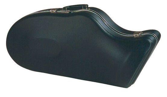 Jakob Winter Koffer für Tenorhorn JW-2087 ovale Bauart, bis ca 29cm Schallstück